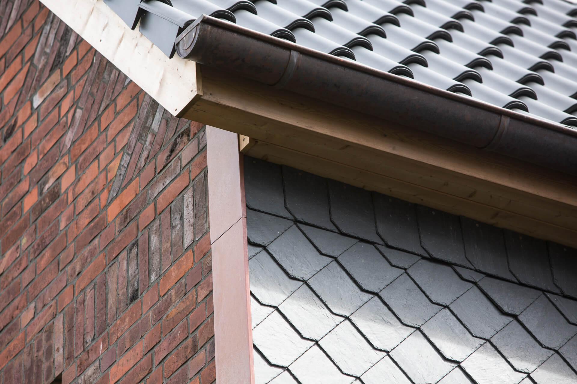 Foto Ryan Baugestaltung Anbau-Francop aussenfassade des Zweifamilienhauses