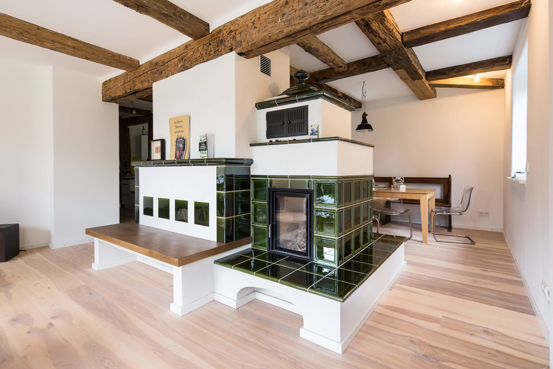 fachwerk wohnzimmer modern wohnzimmer modern fachwerk. Black Bedroom Furniture Sets. Home Design Ideas